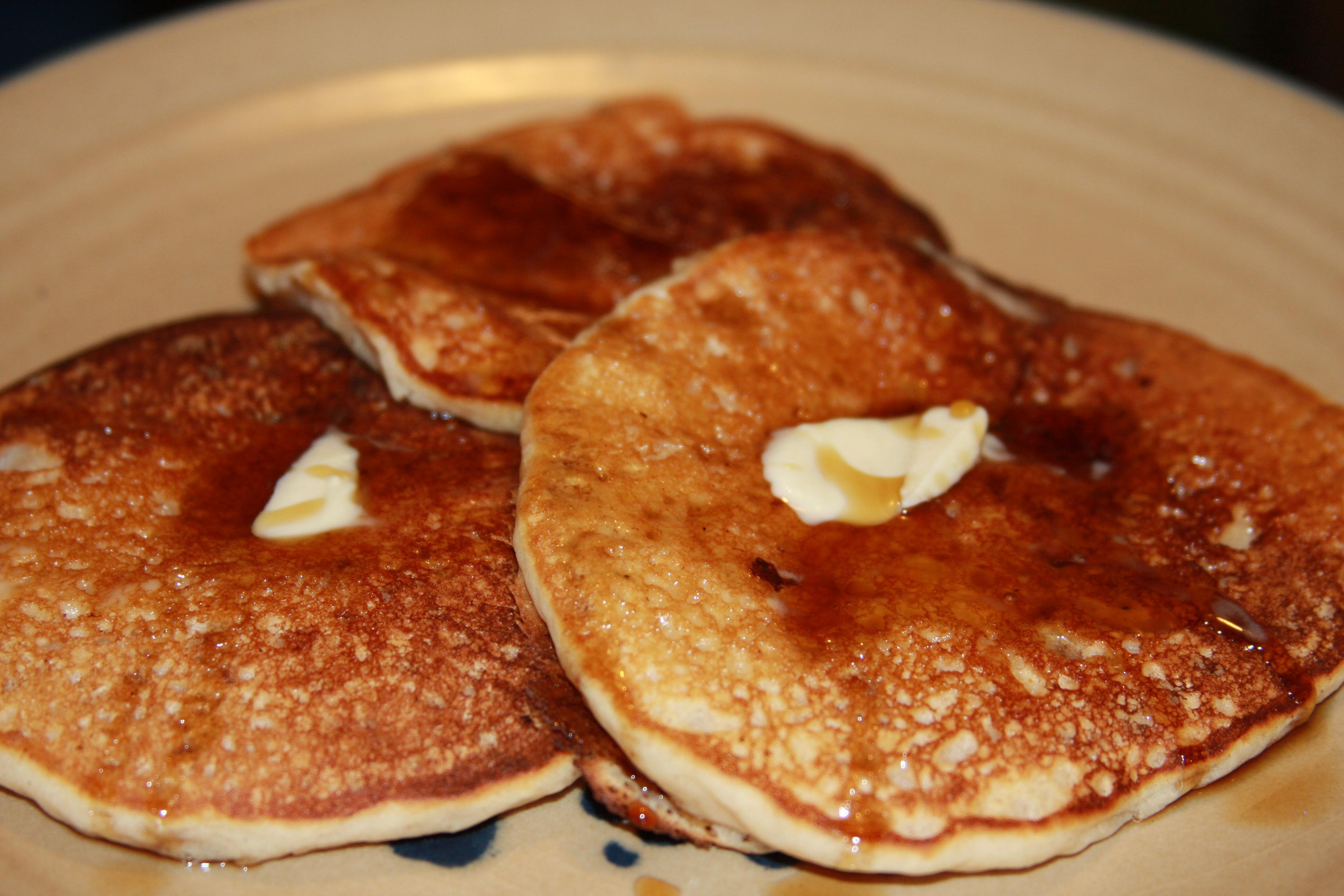 Rita S Diner Style Pancakes Your Vegan Neighbor