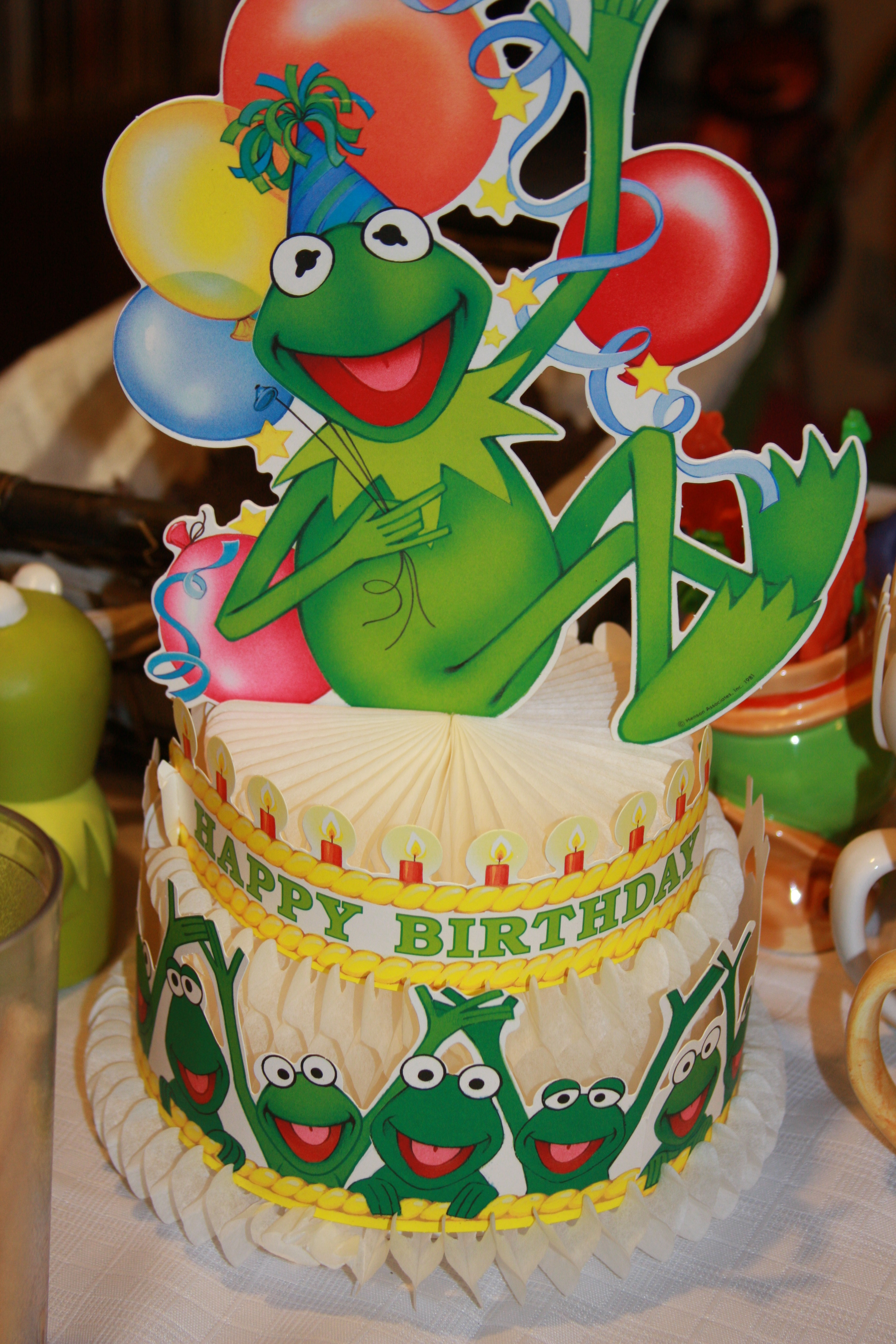 Pleasant Muppets Your Vegan Neighbor Funny Birthday Cards Online Sheoxdamsfinfo