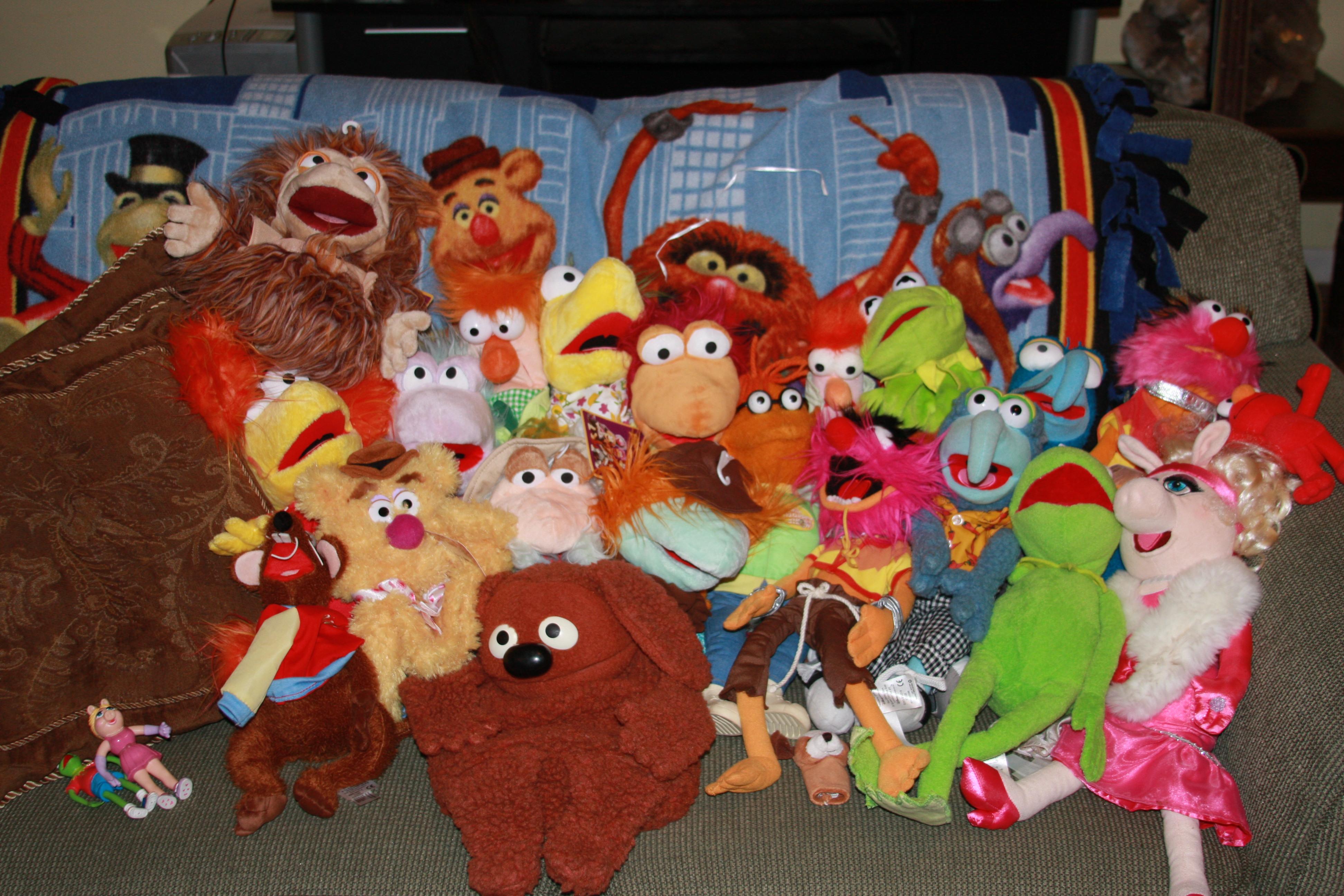 Muppet Party Over Here Haaaay Your Vegan Neighbor