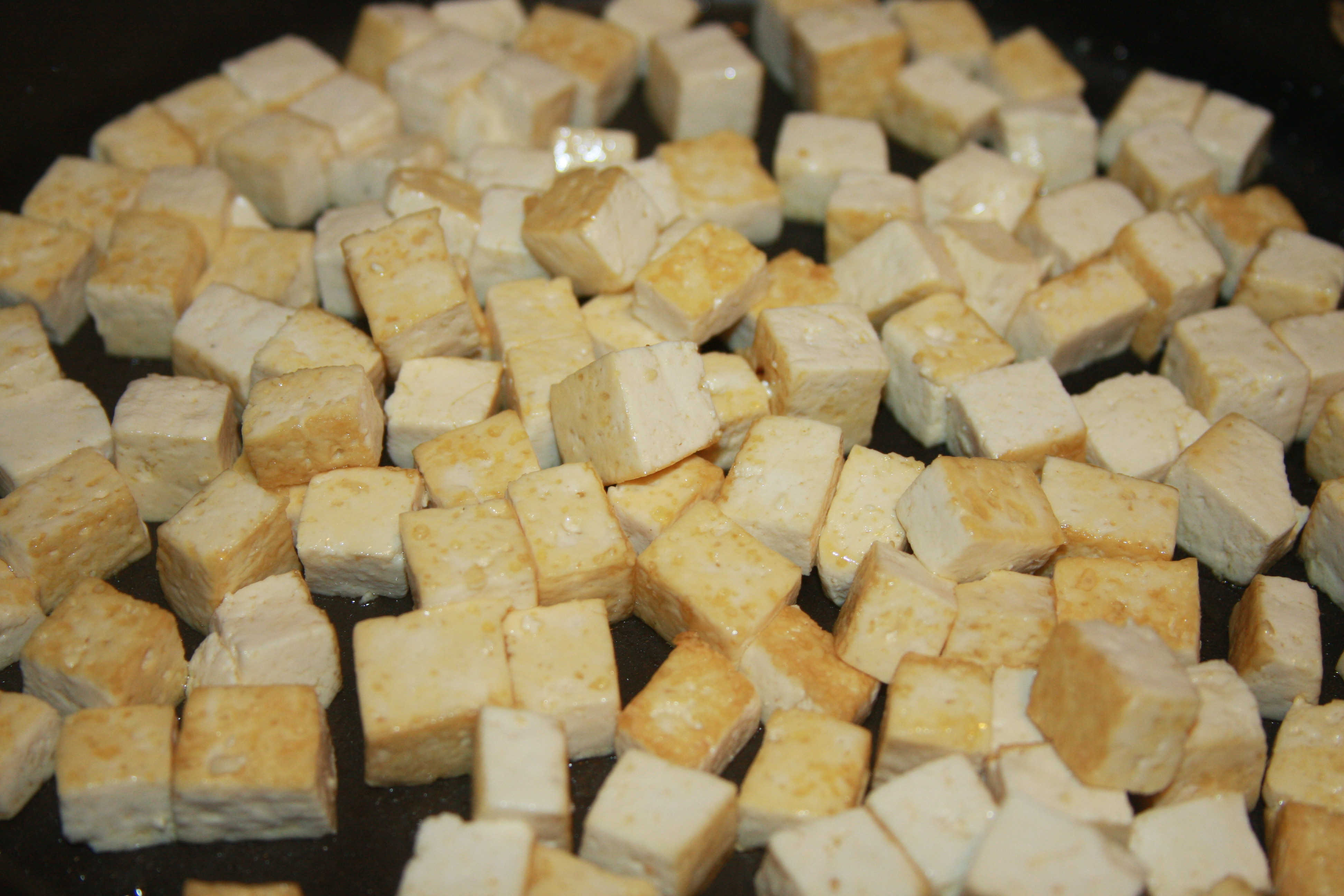 how to tell if tofu is cooked